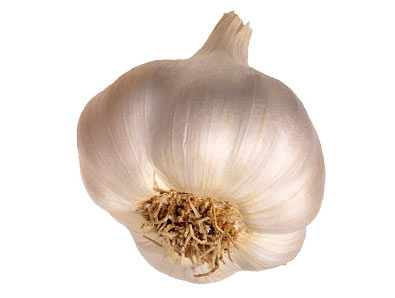 Garlic reduces the risk of infection