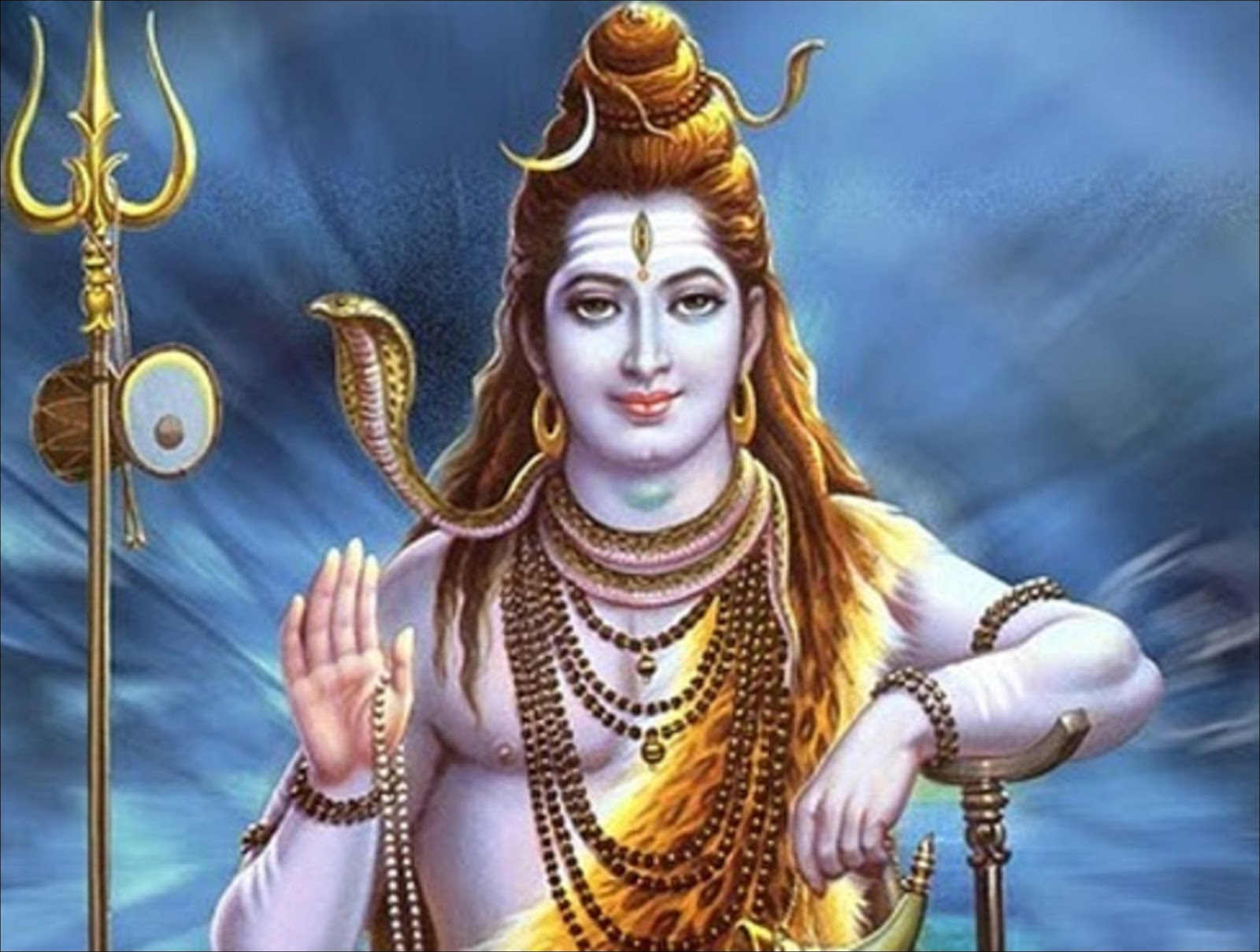 Lord Shiva - The god