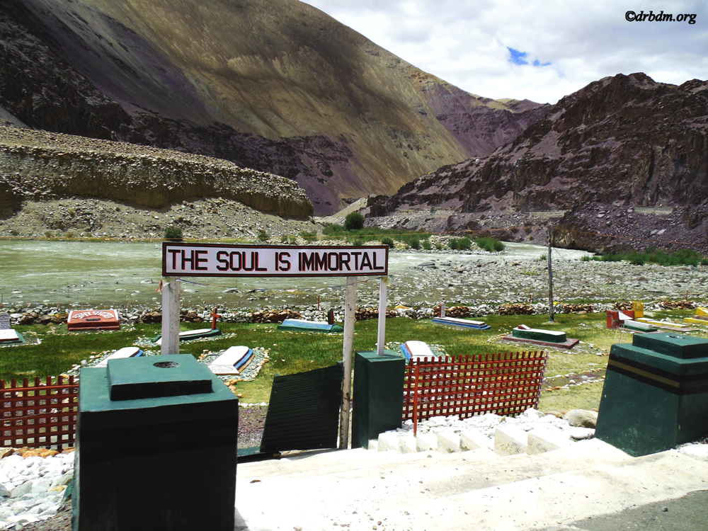 Soul Is Immortal – Indian Army